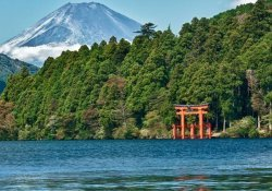 Meaning of torii - 5 largest portals in japan
