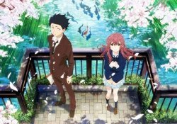 The best slice of life anime of everyday life - koe no katachi anime 16