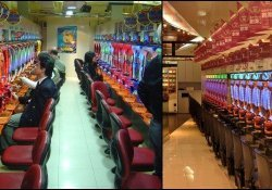 Patnubay sa Pachinko - mga machine sa pustahan sa Japan