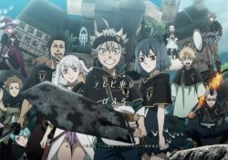 Black clover - curiosidades, temporada, personagens e spoilers - black clovers 16