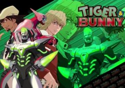 All about tiger & bunny - tigerbunny